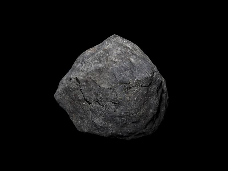 stone meteor 3d max