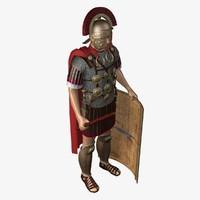 Roman Centurion Armor