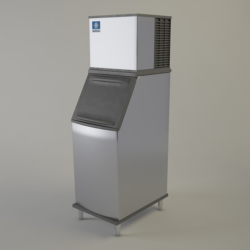 3d ice maker