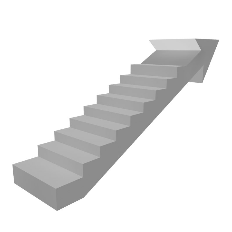 arrow stairs max