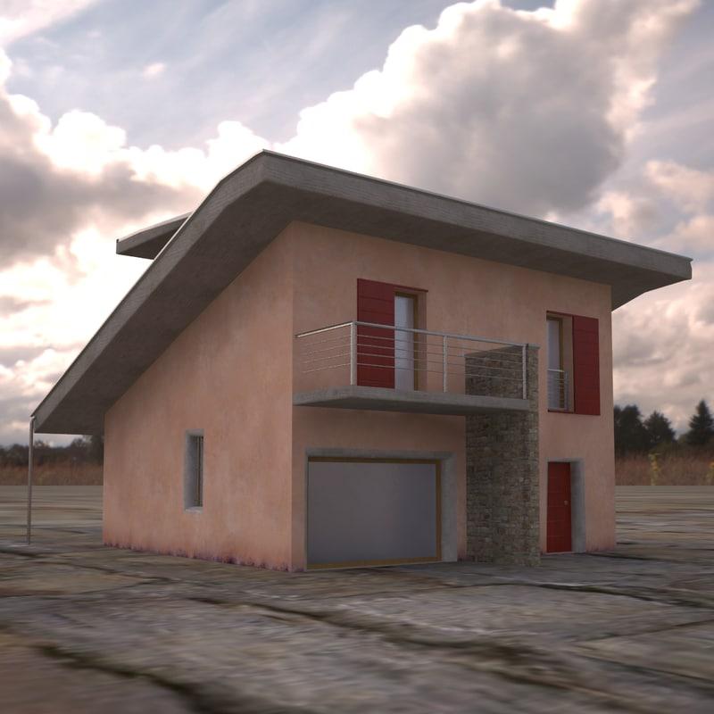 european house modern max