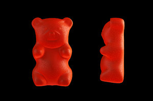 gummy bear 3ds