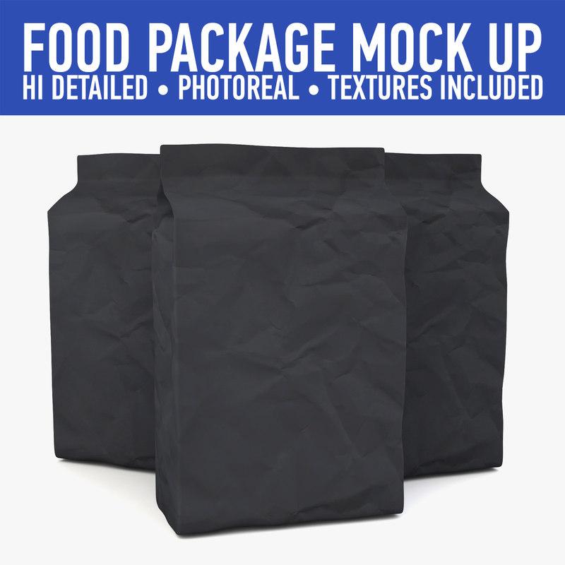 package mock c4d