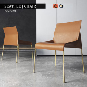 max chair poliform seattle