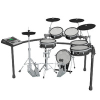 3d model drum kit electronic