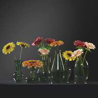 max small vases flowers