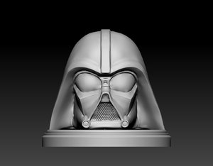 character darth vader star wars max