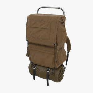 3ds camping backpack 3