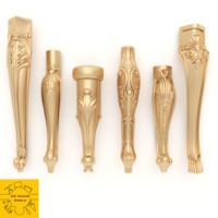 ornament legs furniture 3d model