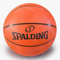 basketball 2 3d c4d
