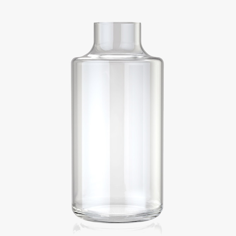 glass jar 3ds