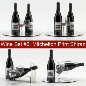 alcohol set 6: mitchelton max