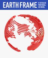 3d model earth