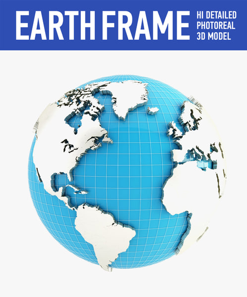 3ds earth