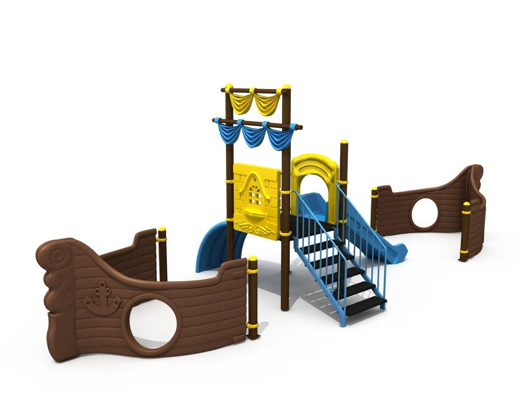 ship playground max