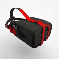 Quanum V2 Pro goggles