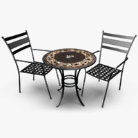 patio set lwo