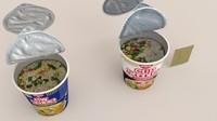 Nissin Instant Cup Noodles (ky/sc) Blend