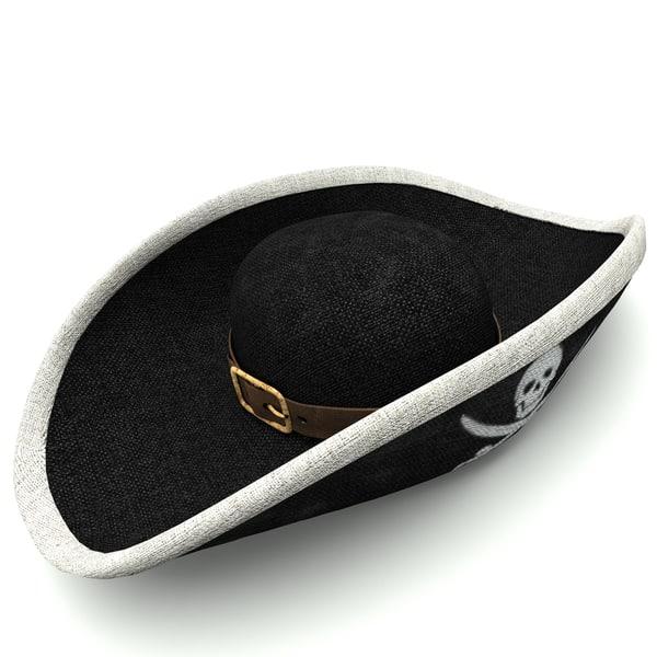 max pirate hat