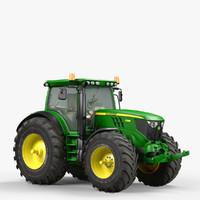 Utility Tractor John Deere 6130