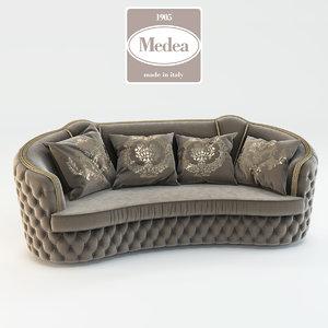 3d medea art 463 divano