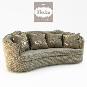 3d medea art 463 divano model