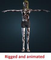 Female Zombie 3