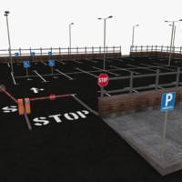 Parking gararge