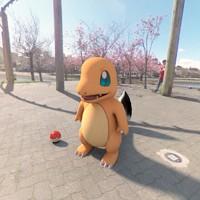 Pokemon Charmander