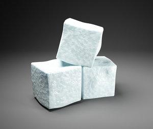 ice cubes 3d 3ds