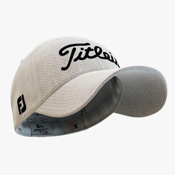 3d - titleist golf