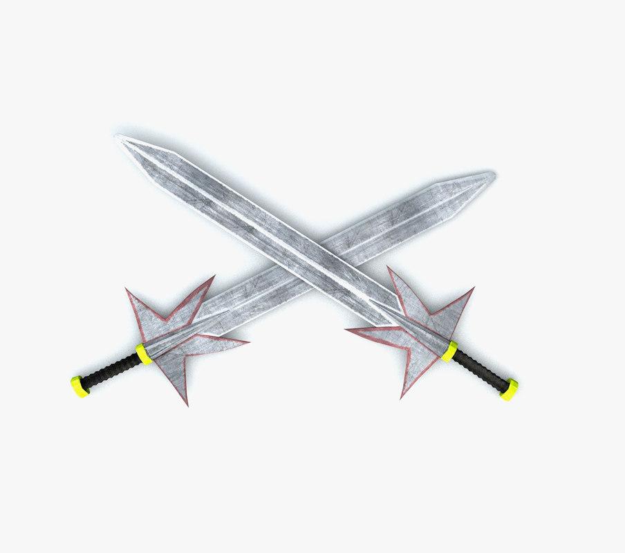 obj sword