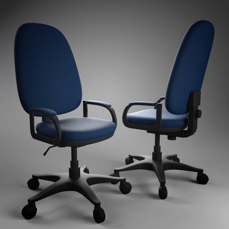 3d chair computerchair