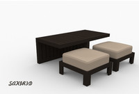 Coffee table Kafano Set