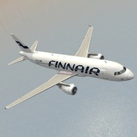 airbus finnair dxf