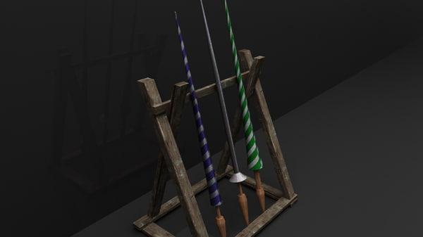medieval jousting max