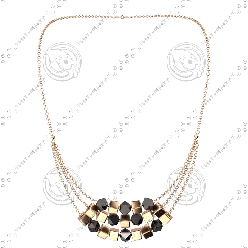 3ds necklace