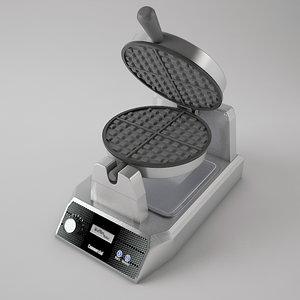 3ds waffle maker machine