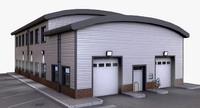 Distribution Building