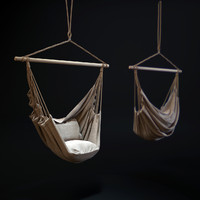 outdoor-hanging-chair 3d model
