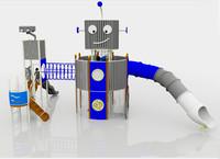 3d robot play
