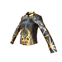 black jacket golden decorations 3d model