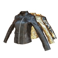 3d leather jacket model