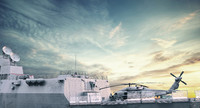 2 uss forrest 3d max