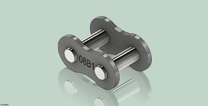 3d ige 1 2 roller chain