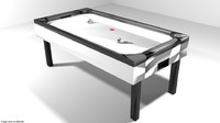 3d arcade ice hockey model