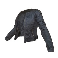 3d model leather jacket
