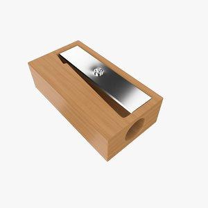 3d model sharpener