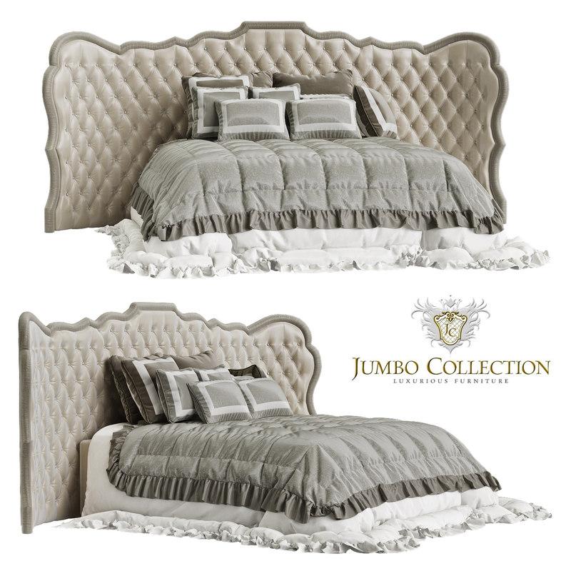 jumbo pleasure bed max