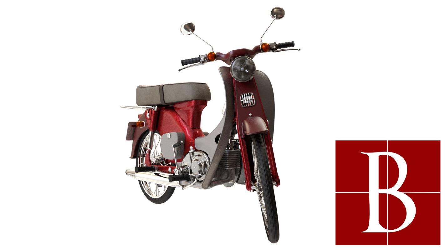 moped x